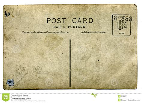 post card post card stock image image of postcard send cards