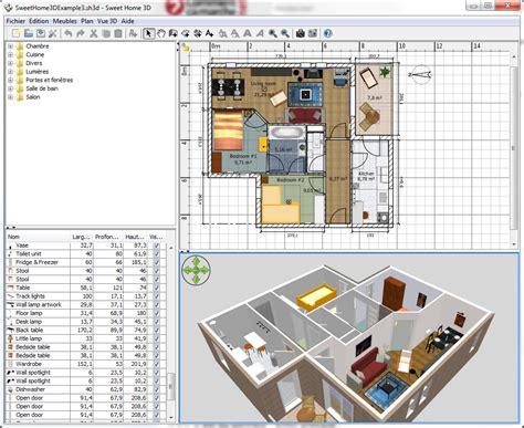 logiciel dessin maison 3d gratuit francais evtod