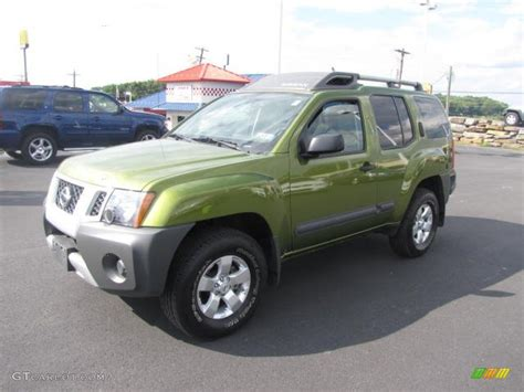 xterra paint colors 2012 metallic green nissan xterra s 4x4 84478144