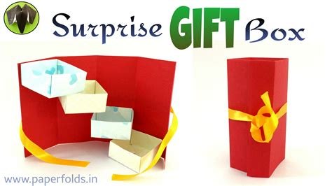 how do you make a card tower tower stepper gift box diy tutorial by paper