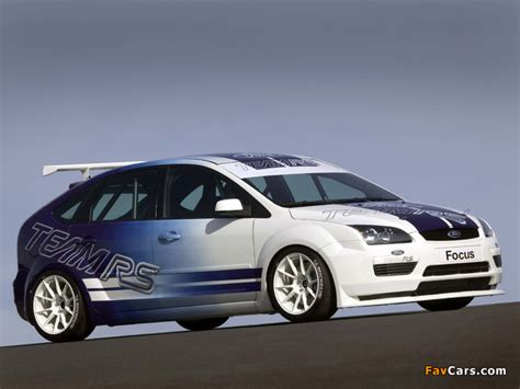 Car Wallpaper 640x480 by Ford Focus Touring Car Concept 2004 Wallpapers 640x480