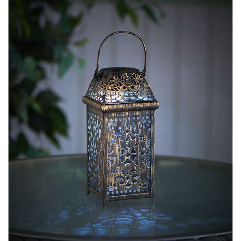 metal lantern wilko solar lantern moroccan metal at wilko
