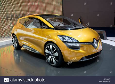 Renault Concept Car by Renault Concept Car Stock Photos Renault Concept Car
