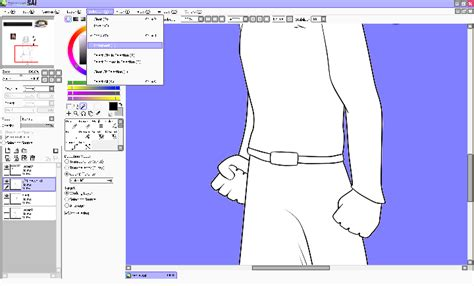 paint tool sai selection tool tutorial digital tutorial coloring in paint tool sai shouldn t