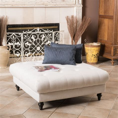white leather ottoman coffee table white leather ottoman coffee table furniture roy home design