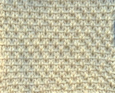 knit stitches that lay flat best 25 linen stitch ideas only on crochet