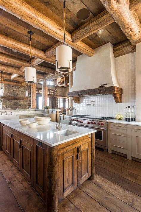 kitchen island rustic 10 kitchen remodeling styles home bunch interior design ideas