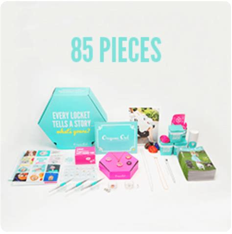2016 Origami Owl Kits It S All In The Details