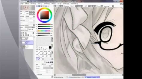 paint tool sai 2 certificate drawing anime apps ktrdecor