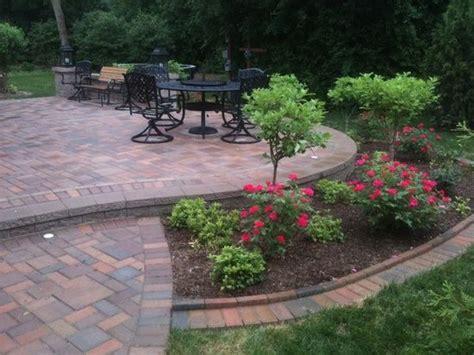 patio landscape design ideas 25 best landscaping around patio ideas on
