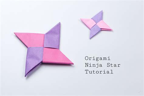 origami w origami tutorial