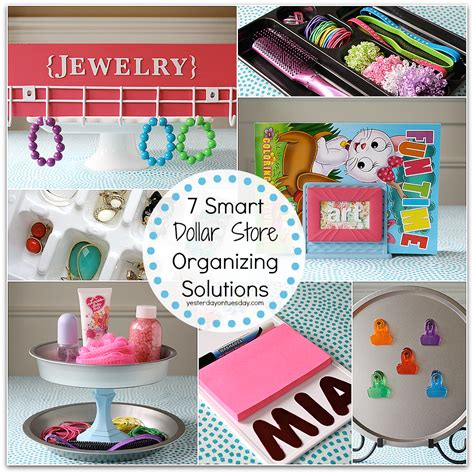 dollar store crafts 7 smart dollar store organizing solutions yesterday on