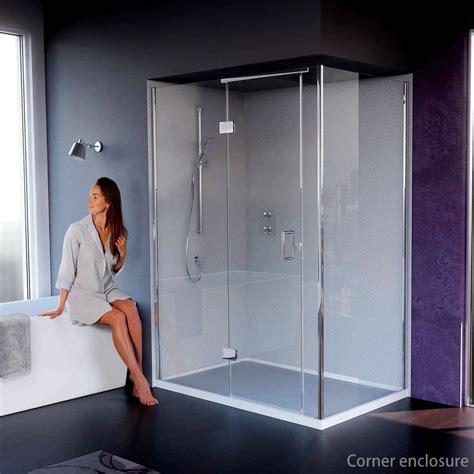 shower doors uk matki new illusion hinged door shower enclosure uk bathrooms