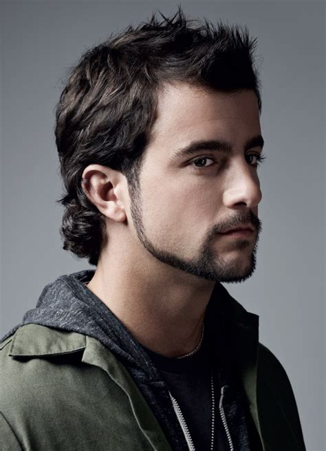 mullet haircut for boys image gallery mullet hairstyle 2016