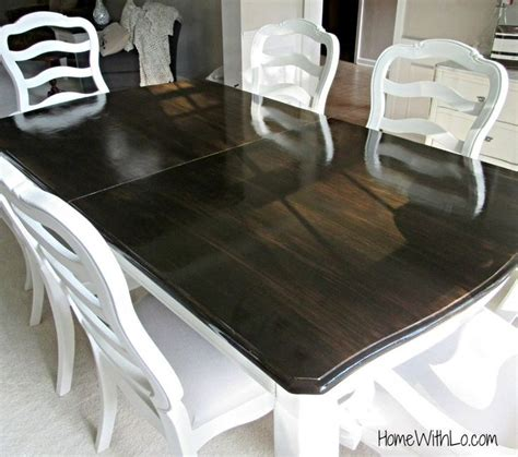 how to refinish a dining room table how to refinish a dining room table top 17595