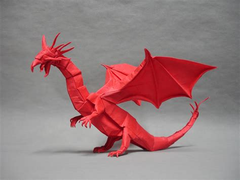 origami dragons 27 spectacular western style origami dragons