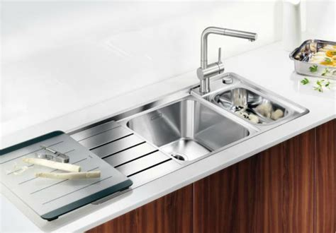 kitchen sink drainboard 5 drainboard kitchen sinks you ll