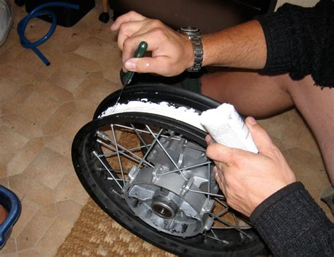 how to seal bead on tubeless tire ditch the and convert to tubeless spoked wheels