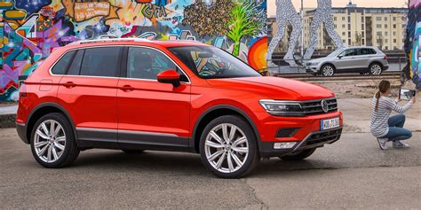 Volkswagen Suv Models by Volkswagen Australia Looks To Bolster Thin Suv Stocks With