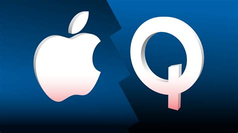 qualcomm apple apple stops paying royalties to qualcomm techcrunch