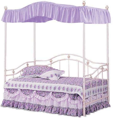 bed canopy cover princess size lavender bedroom canopy bed