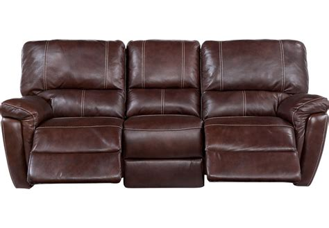 leather sofas with recliners browning bluff brown leather power reclining sofa leather sofas brown