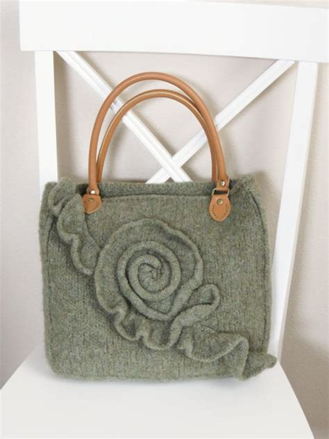 free knitting patterns for bags totes bag purse and tote free knitting patterns in the loop