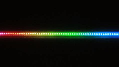 moving led light strips smart moving lights zedcon headtalker
