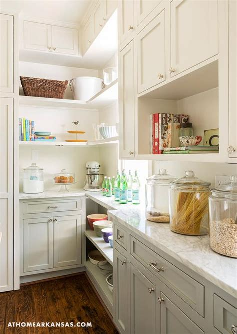 white pantry cabinets for kitchen two tone kitchen pantry with white and gray cabinets