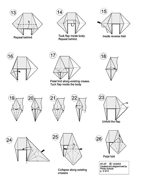 Wars Origami