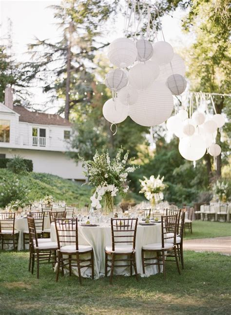 backyard reception ideas diy backyard wedding ideas 2014 wedding trends part 2