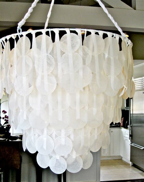 how to make a chandelier out of 25 diy chandelier ideas make it and it
