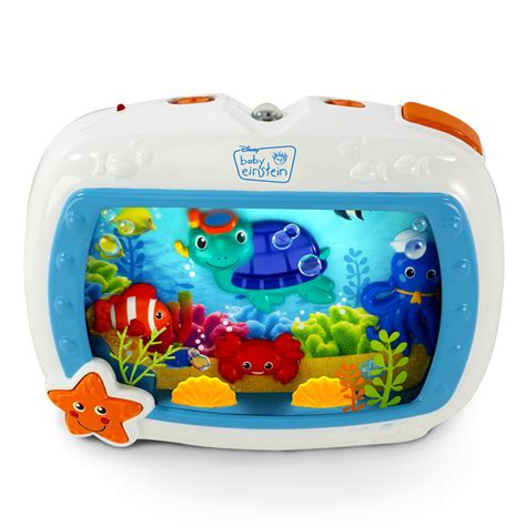 crib aquarium baby einstein baby einstein crib sea soother at 163 47 49