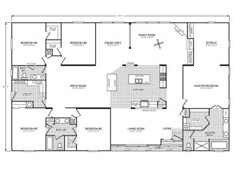 fleetwood manufactured home floor plans 25 best ideas about mobile home floor plans on