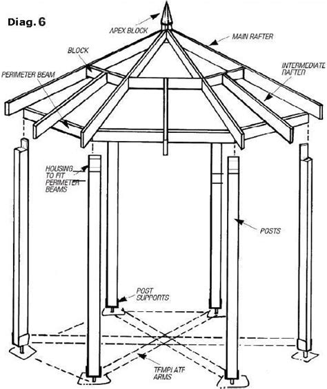 design blueprints for free free gazebo blueprints garden shed plans by lr designs shed plans package