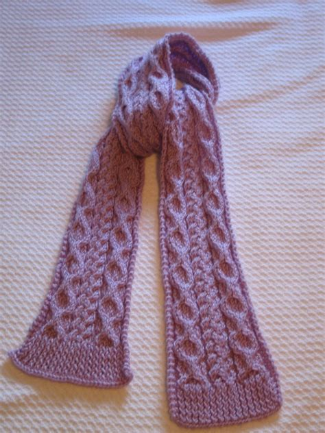 cable knit scarf pattern cable knit scarf pattern a knitting