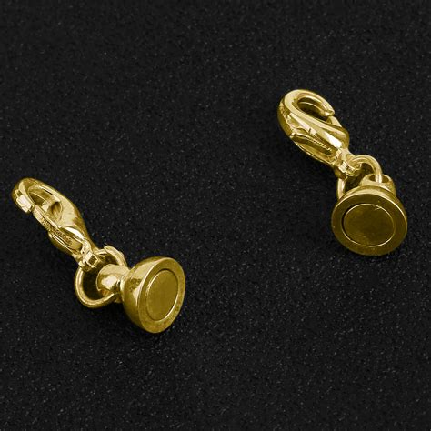 magnetic clasps for jewelry lot 10 200 magnetic jewelry clasp capsule style strong