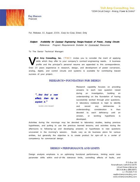 resume cover letter letterhead