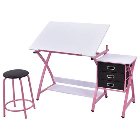 foldable drafting table foldable drafting table folding anco drafting table