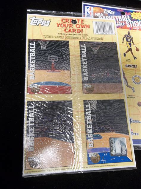 make your own topps card lot detail 1997 topps reusable create your own card