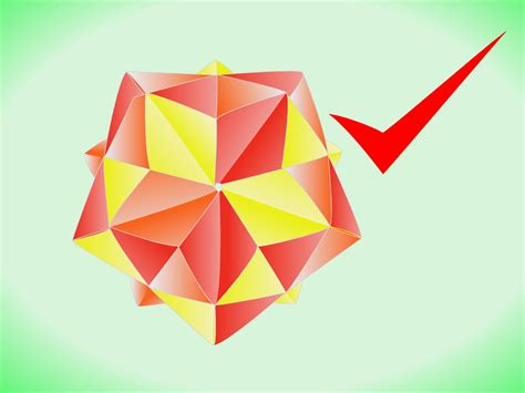 stellated dodecahedron origami image gallery stellated icosahedron