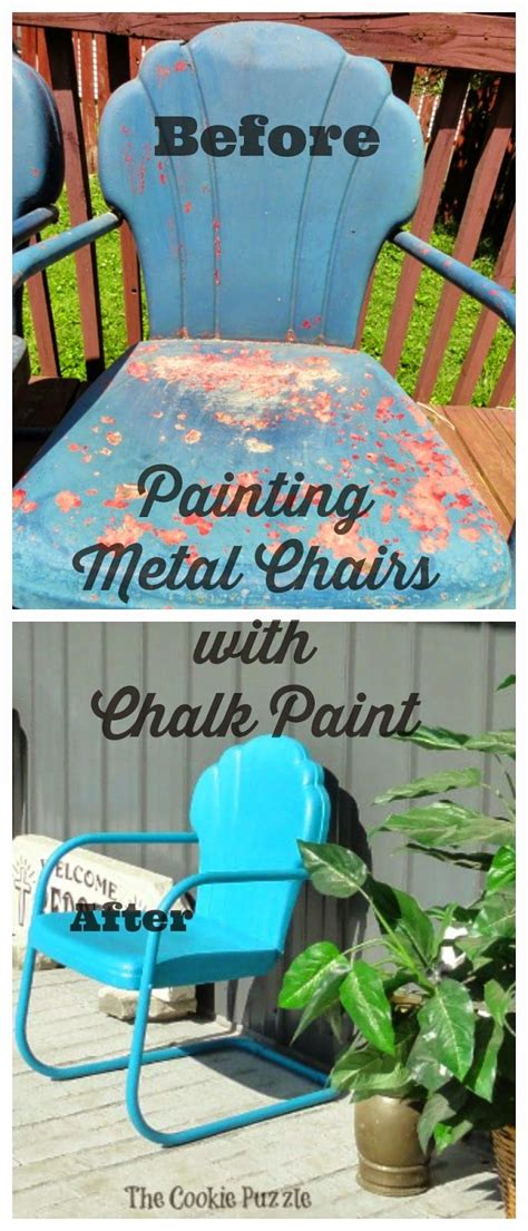 diy chalk paint outdoor furniture 17 best ideas about chalk paint chairs on