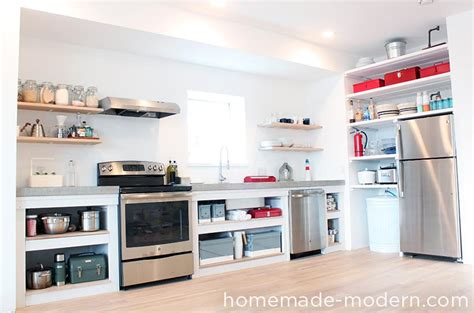 How To Build Kitchen Cabinets Video homemade modern ep86 kitchen cabinets