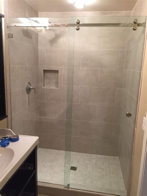 san diego shower doors sliding glass shower doors patriot glass and mirror