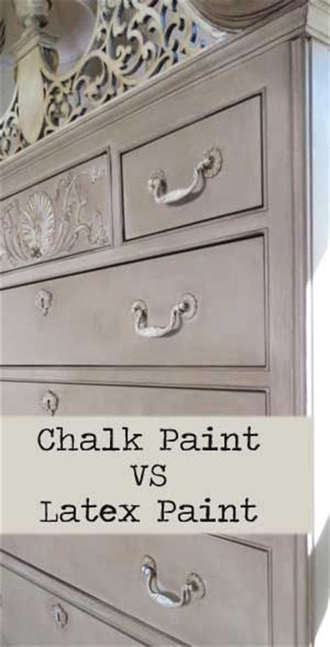 chalk paint vs chalk paint chalk paint vs paint on furniture home decorating