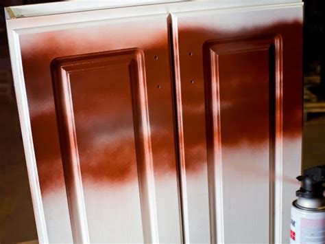 spray painters kitchen cabinets how to paint kitchen cabinets with a sprayed on finish