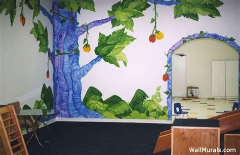 painting wall murals preschool wall murals daycare murals playroom mural