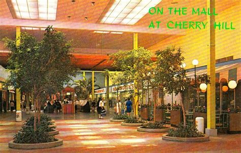 cherry hill mall new jersey circa 1961 vintage and retro architecture and design