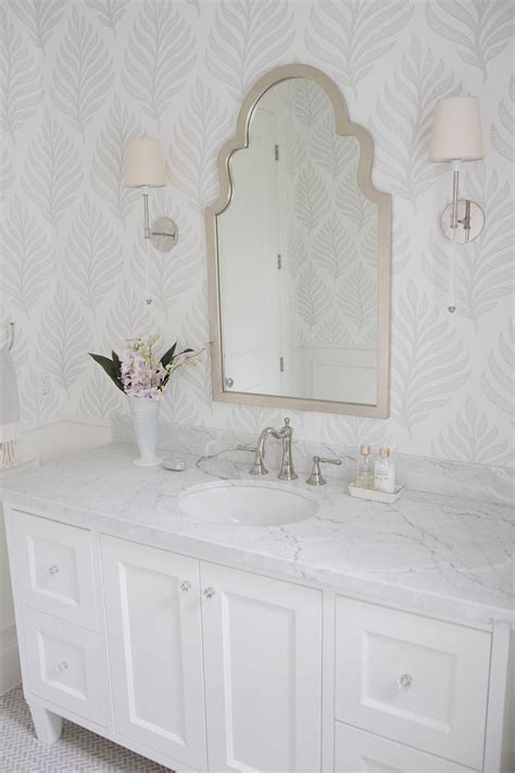 wallpaper for powder room beautiful homes of instagram home bunch interior design