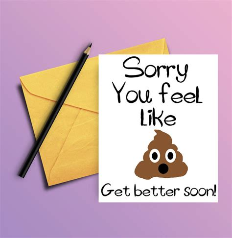 make your own get well soon card get well card get well soon card get well card